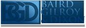 Baird, Gilroy & Dixon Logo